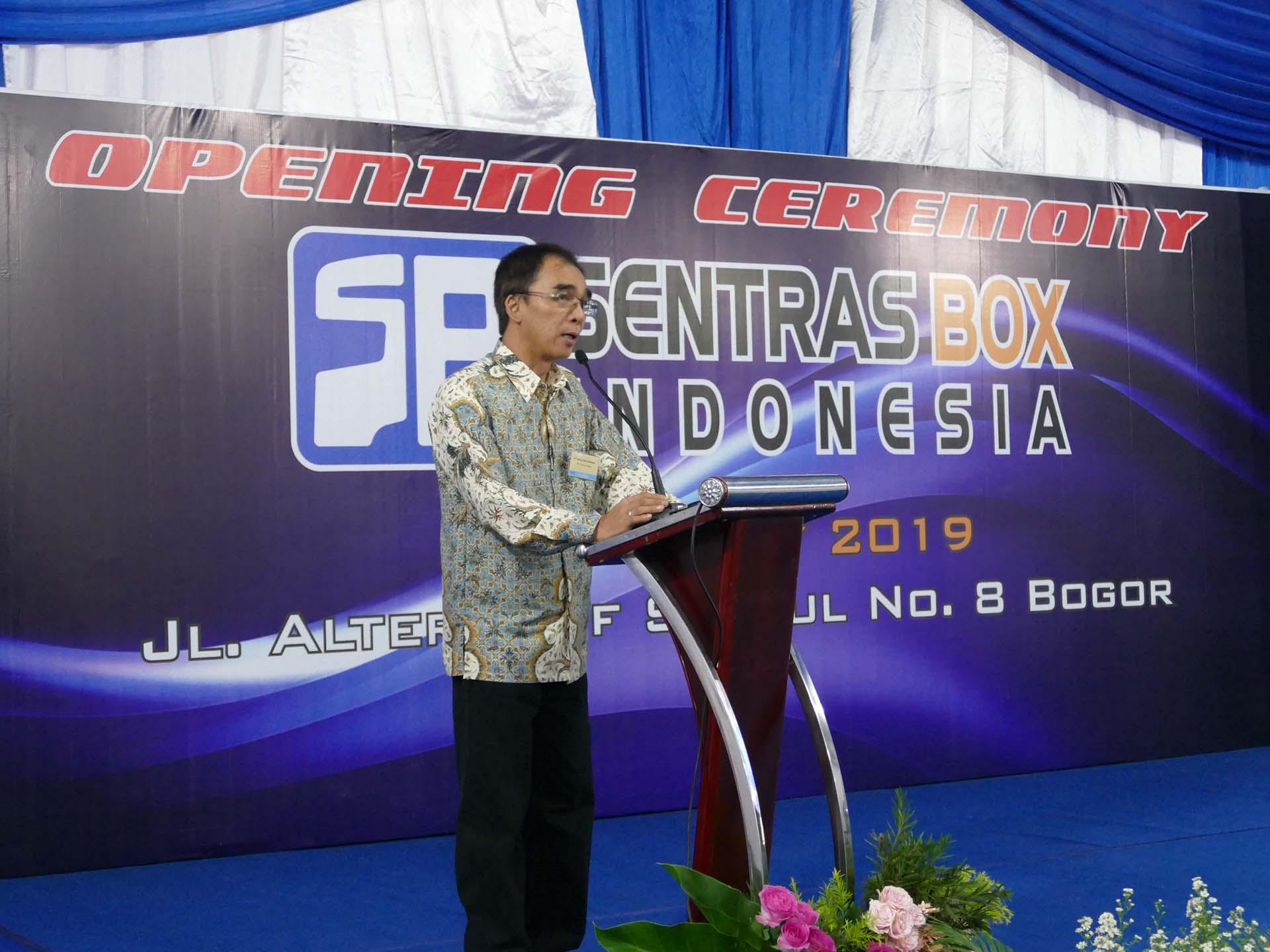 PT Sentras Box Indonesia